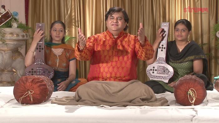 Jai Shri Krishna Hare Bhajan