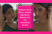 Salman Khan Niece Alizeh Agnihotri Shoots Ad For Jewellery Brand