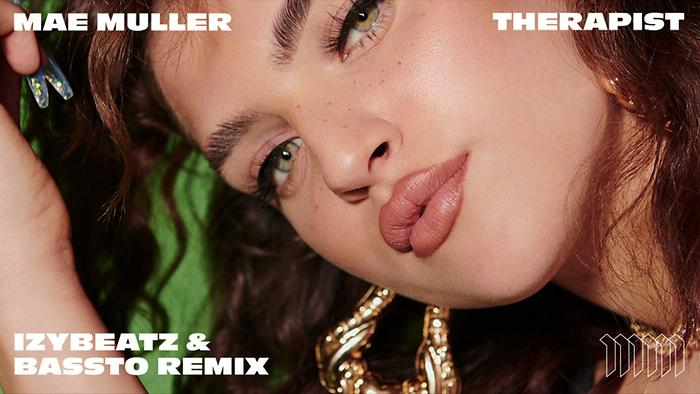 Therapist IzyBeats  Bassto Remix  Audio