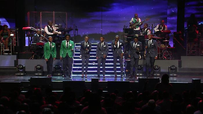 Order My Steps Live at Grace Bible Church  Soweto 2015
