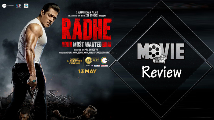 Radhe Your Most Wanted Bhai Movie Review