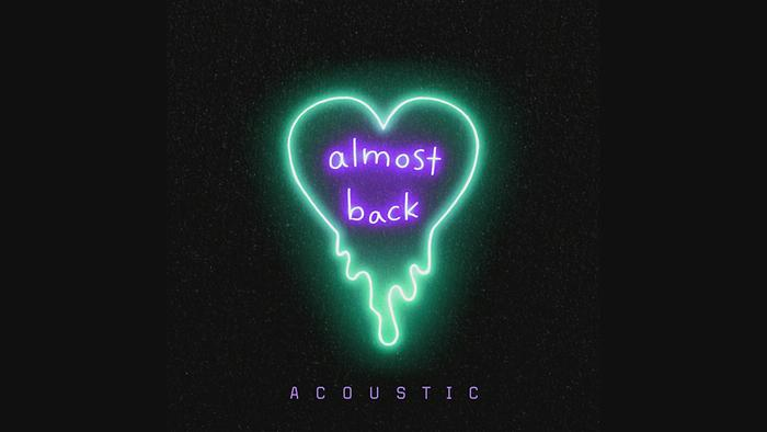 Almost Back Acoustic  Official Audio