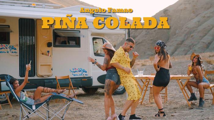 Piña Colada Video Ufficiale 2021