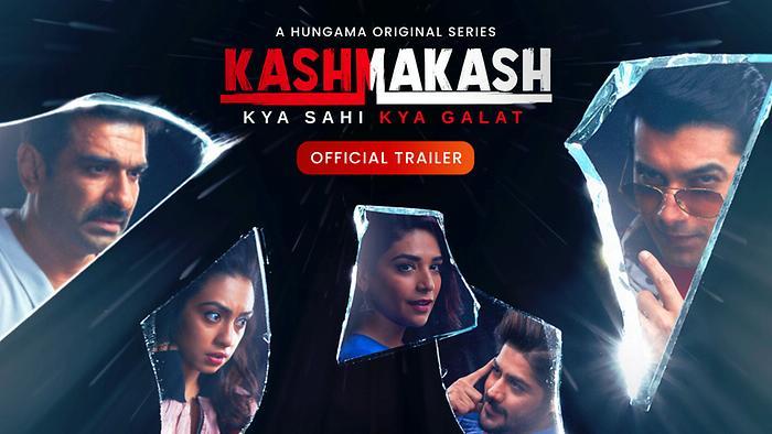 Kashmakash  Trailer