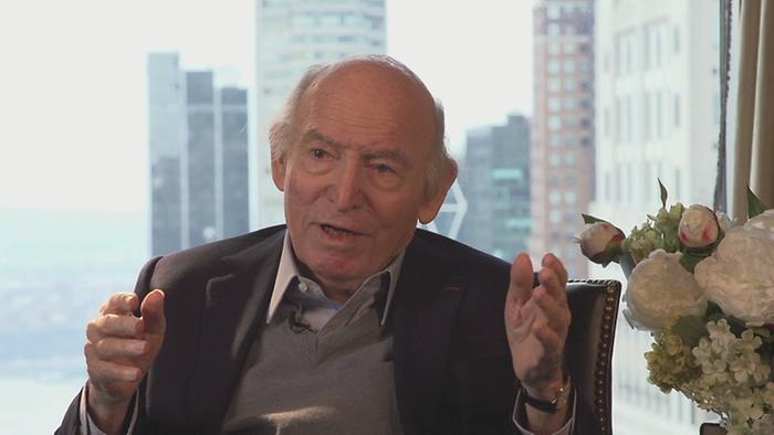 George Wein discusses Miles Davis and the Newport Festival Extended interview Digital Video