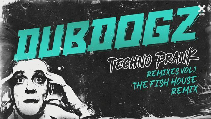 Techno Prank The Fish House Remix Áudio Oficial