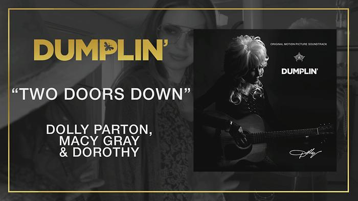 Two Doors Down from the Dumplin Original Motion Picture Soundtrack Audio