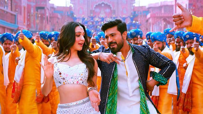Rama Loves Sita Video Song from Vinaya Vidheya Rama | Telugu Video Songs | Video  Song : Hungama