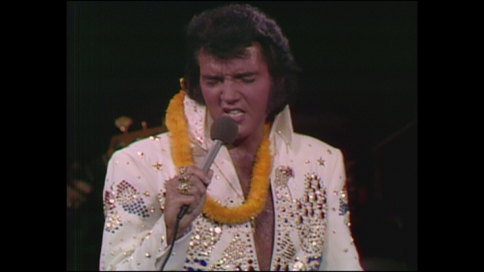 Love Me Elvis Aloha from Hawaii NBC TV Special April 4 1973 Broadcast Version