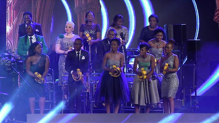 Old School Medley Live at Grace Bible Church  Soweto 2015
