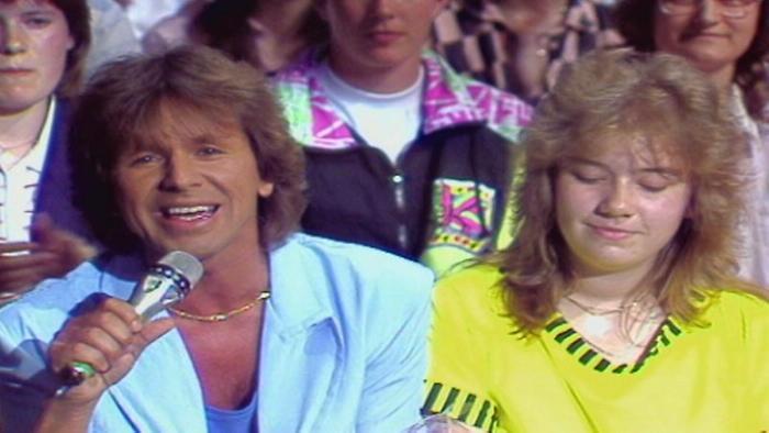 Sommer Sonne Cabrio ZDF Hitparade 14061989 VOD