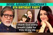 Aishwarya Rai & Amitabh Bachchan's Emotional Birthday Post For Aaradhya Party Pictures