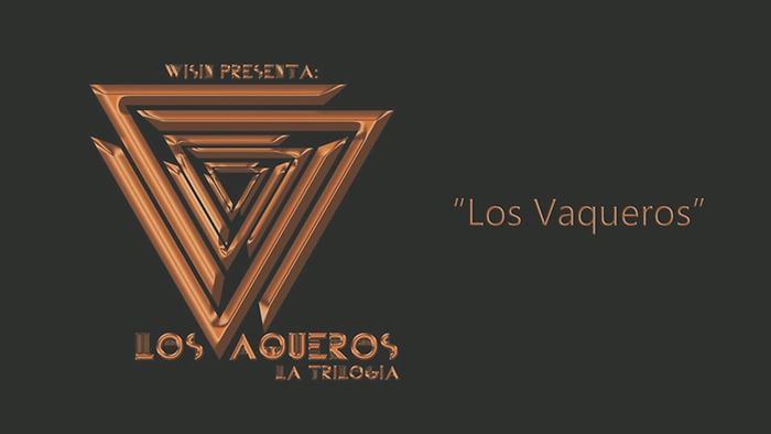 Los Vaqueros Cover Audio
