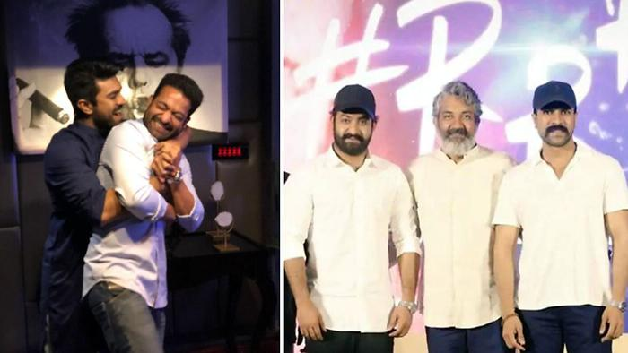 Great Entry And Intro For Jr NTR In RRR