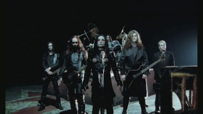 From the Cradle of Enslave Censored Official Video