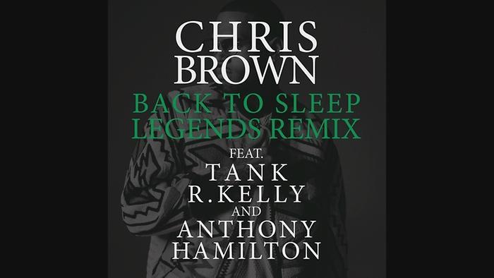 Back To Sleep Legends Remix Audio