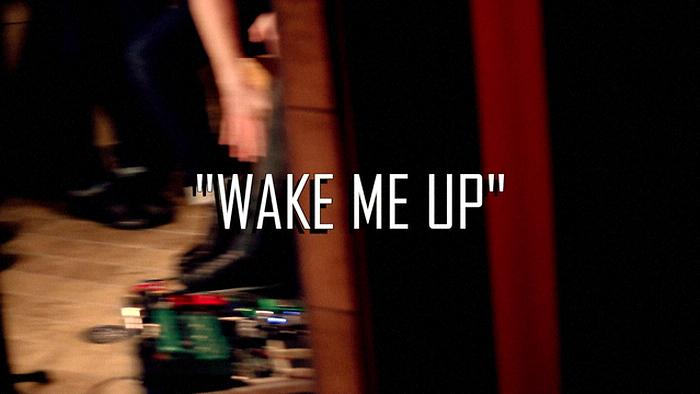 Wake Me Up Stairway Session