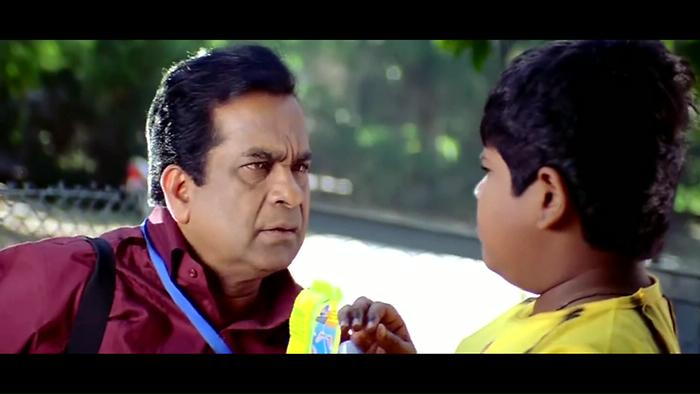 Brahmanandam Master Bharath Comedy Scene