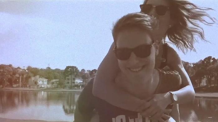 Not Afraid of Love Radio Edit Lyric Video