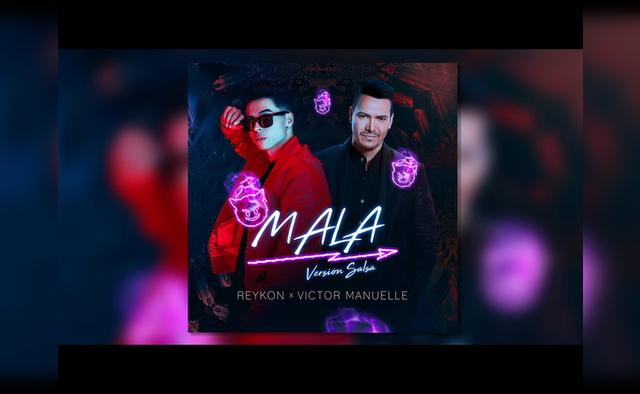 Mala feat Victor Manuelle Salsa Remix