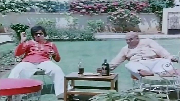 Annai Oru Aalayam Movie Mohan Babu