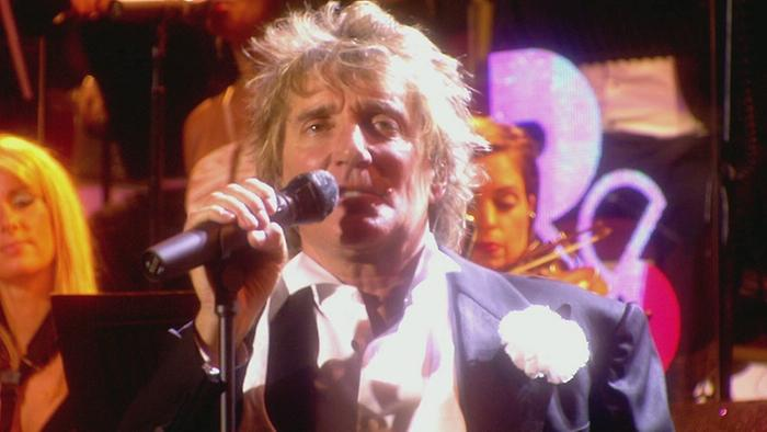 What a Wonderful World from One Night Only Rod Stewart Live at Royal Albert Hall