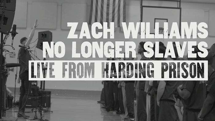 No Longer Slaves Live from Harding Prison