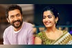 Rashmika To Pair Up With Suriya In Suriya 40