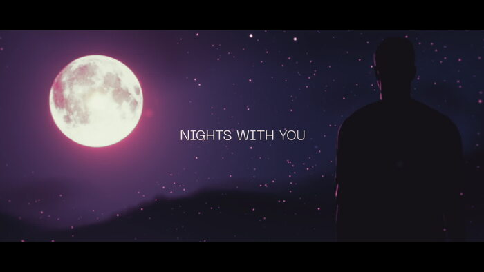Nights With You Festival Mix  Lyric Video