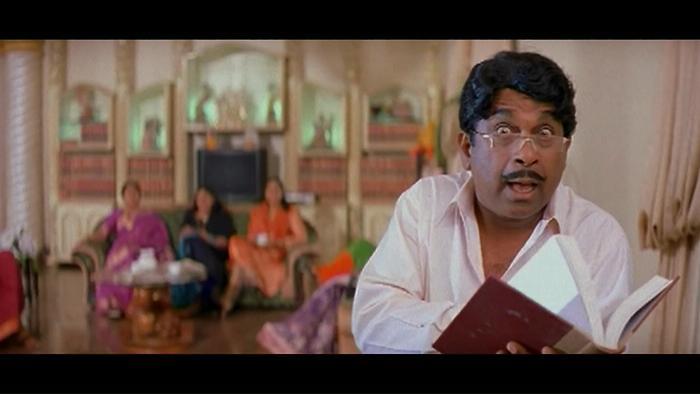 Brahmanandam Kota Srinivas Rao Ali Funny Scene