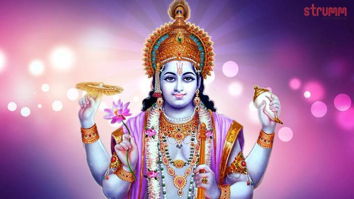 Shantakaram Bhujagashayanam  Vishnu Shlok