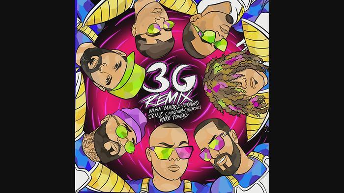 3G Remix  Audio