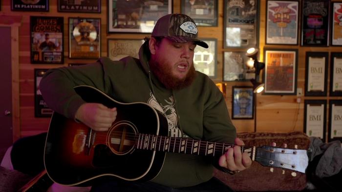 Lovin On You Live Acoustic