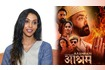 Anupriya Goenka About Aashram Web Series