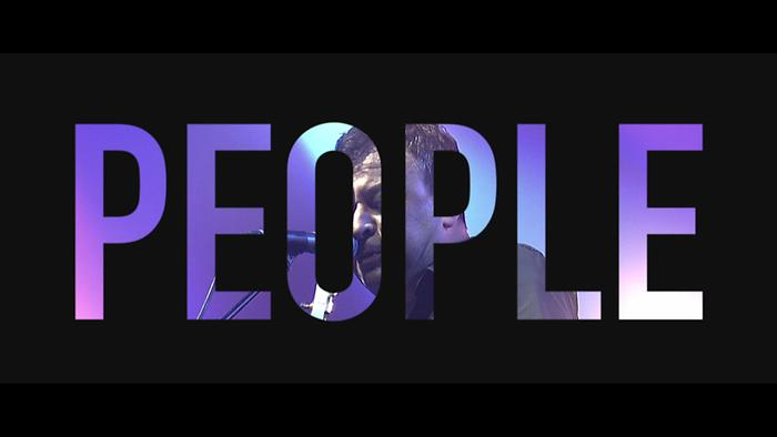 People Give In Official Video