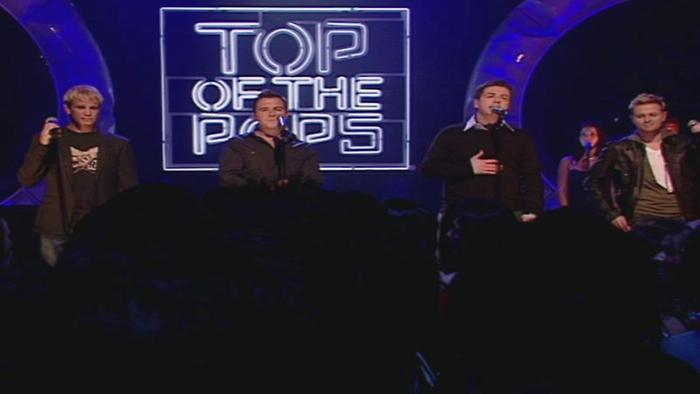 Total Eclipse of the Heart Top Of The Pops 2007