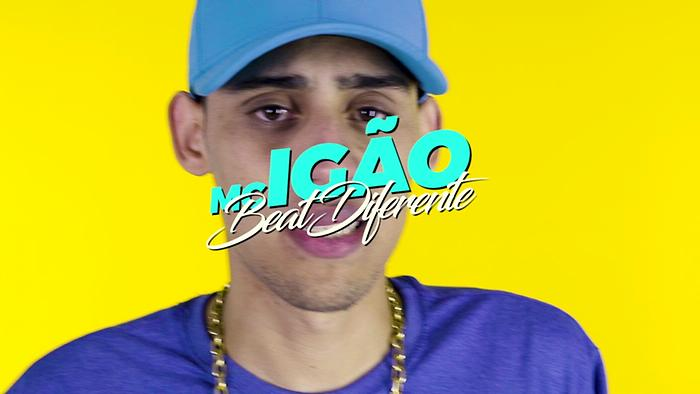 Beat Diferente Lyric Video Explicit