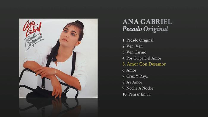 Amor Con Desamor Cover Audio