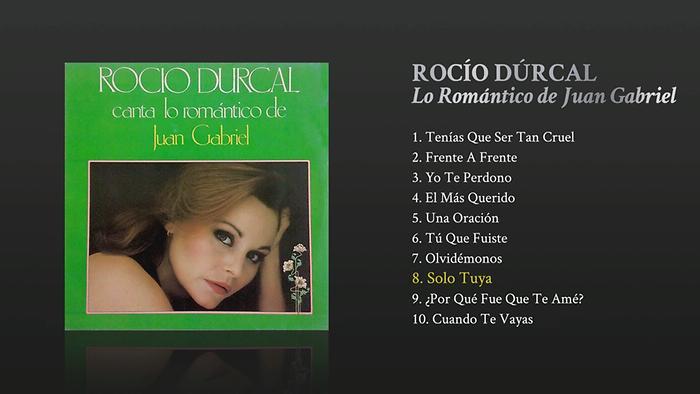 Solo Tuya Cover Audio