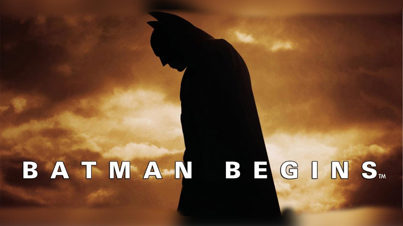Watch Batman Begins Movie Online