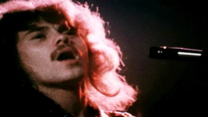 BackwaterJust Take Me DVD Extra  Live At Wembley 1974