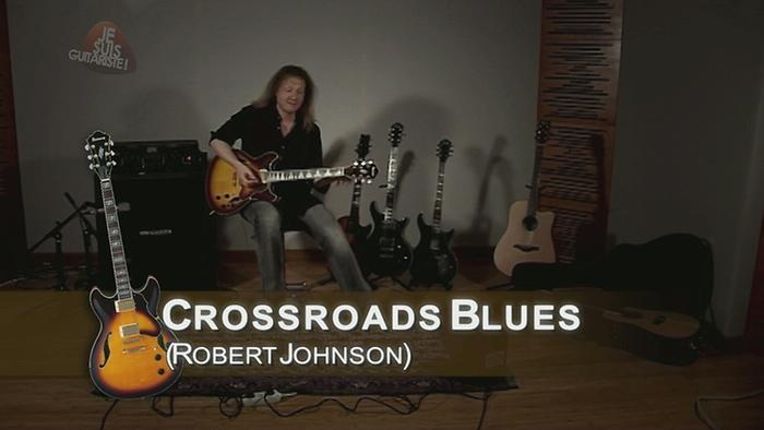 Crossroads Blues rendu célèbre par Robert Johnson
