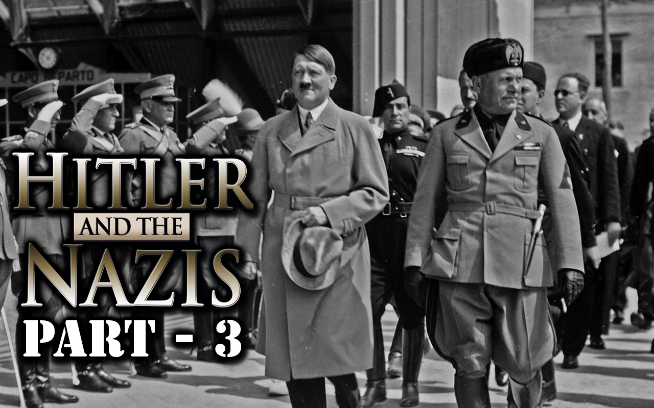Hitler and the Nazis 3