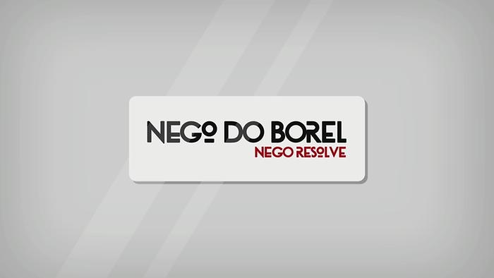 Nego Resolve Áudio Oficial