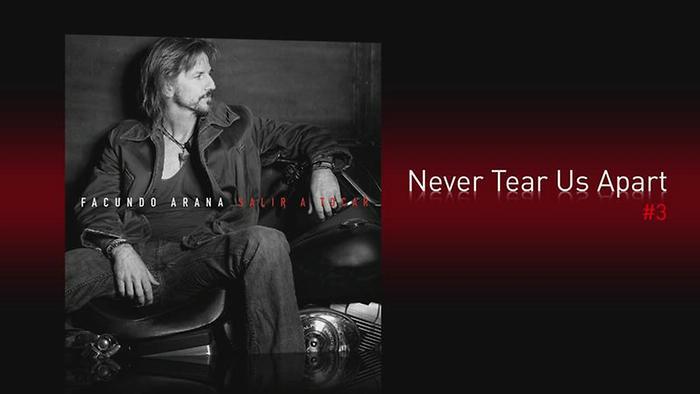 Never Tear Us Apart Pseudo Video