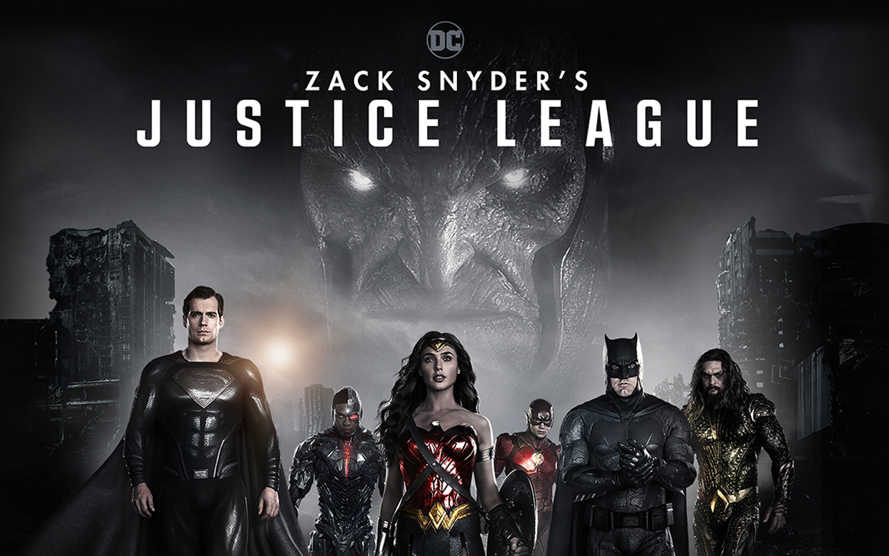 Zack Snyder's Justice League 2021 banner HDMoviesFair
