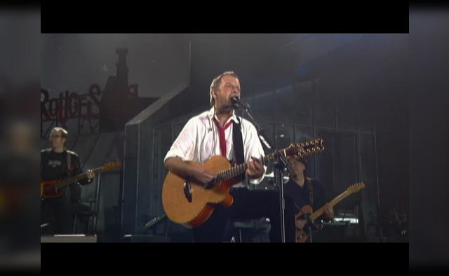 Hexagone Live tournée Rouge sang