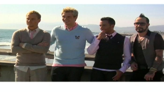 Backstreet Boys Webisode 2
