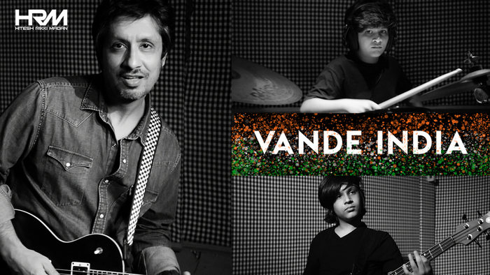 Vande India Official Music Video