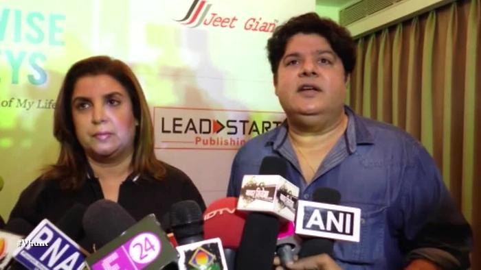 Sajid Khan Says Bollywood Is Running Because Of 3 Khans
